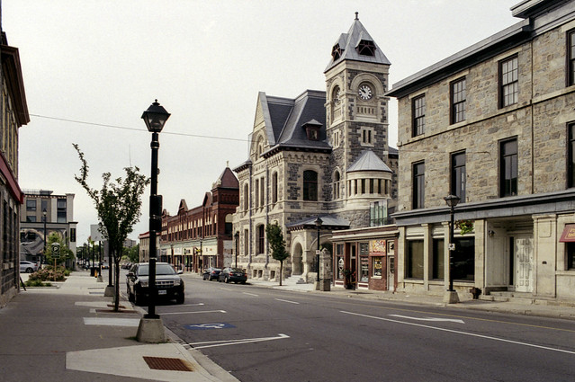 Downtown Galt or Cambridge_