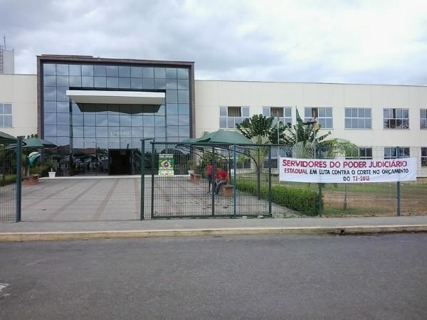 Paralisação em Sobral - 02/12/2012