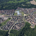 Norwich - Queens Hills aerial