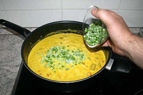 44 - Erbsen dazu geben / Add peas