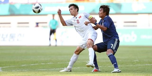 Sepakbola Asian Games 2018: Vietnam Tundukkan Jepang Dengan Skor 1-0