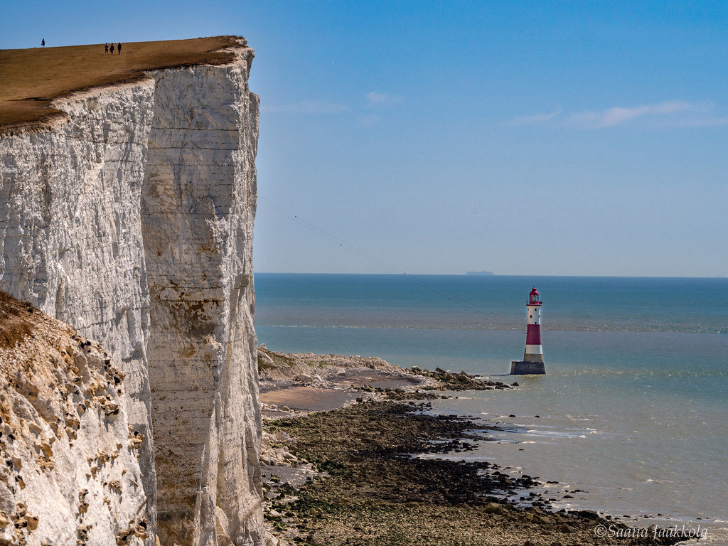 Dark Tourism Destinations in England: Divine Beachy Head, Where a Selfie Can Kill You