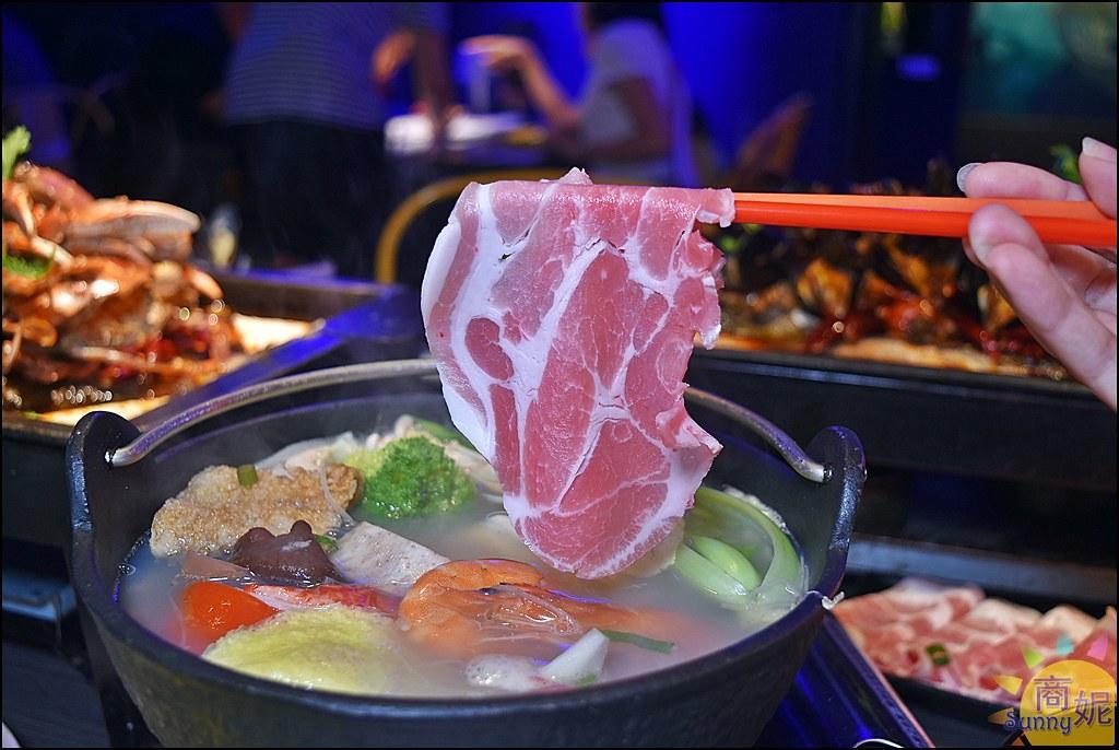 水貨螃蟹烤魚25