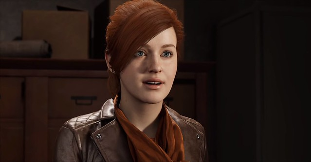 Marvel's Spider Man - Mary Jane Watson