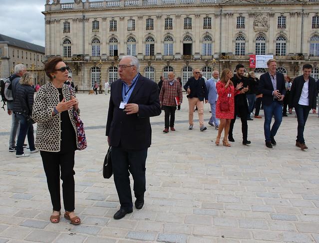 Le Livre sur la Place 2018 à Nancy