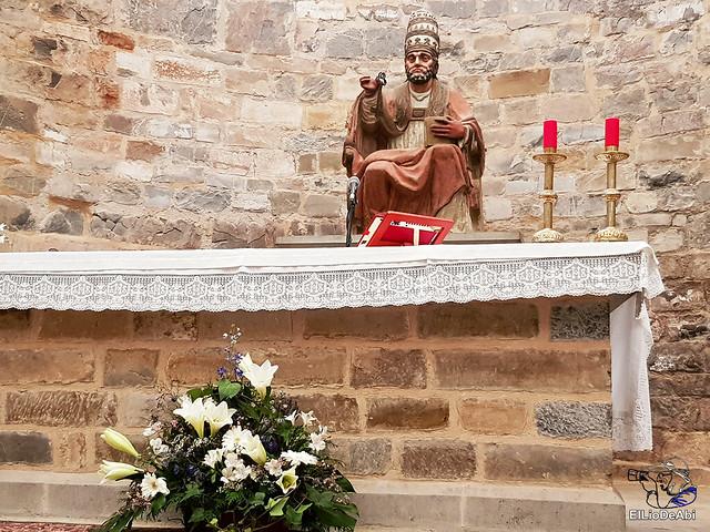 Monasterio de San Pedro de Siresa, un joya en el valle de Hecho (4)