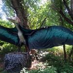 NJ - Leonia: Field Station: Dinosaur - Quetzalcoatlus