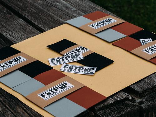 Fatpap - Fingerboard Riptape