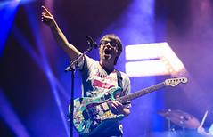 Weezer en Riot Fest de Chicago 2018