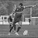 Kurt Morath with a conversion-black and white-8760