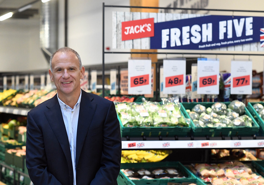 Tesco launches Jack's