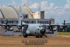 93-1562 USAF | Lockheed C-130H Hercules | Millington-Memphis Airport