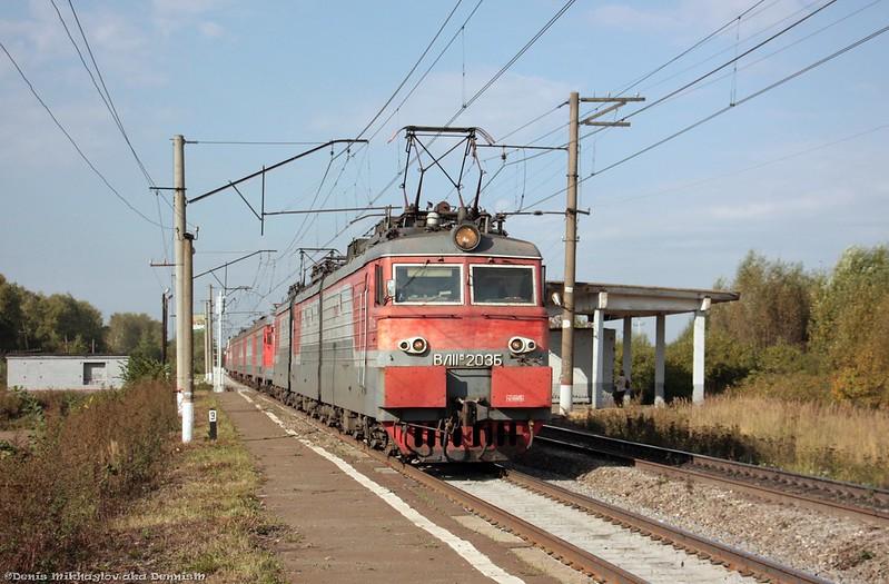 ВЛ11м-203