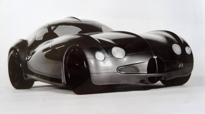 Bugatti Atlantic by IAD ,UK ,1994