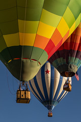 Crossroads of Color - Albuquerque International Balloon Fiesta New Mexico