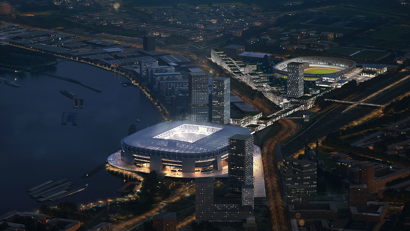 Nieuwe Kuip Feyenoord City