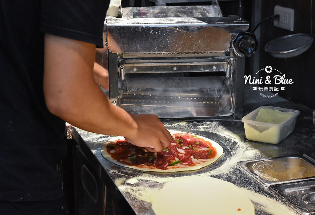 一中街美食 pizza running07