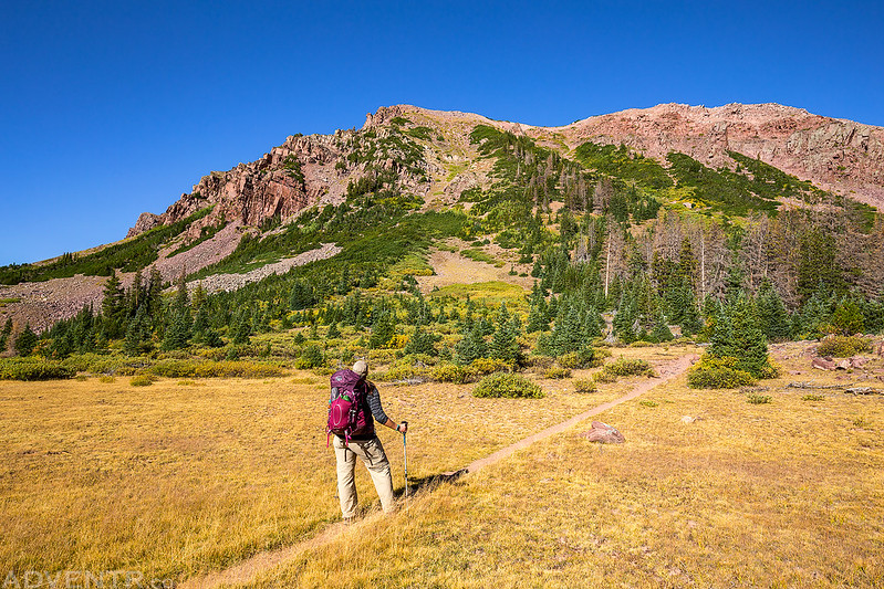 Henrys Fork Basin Trail