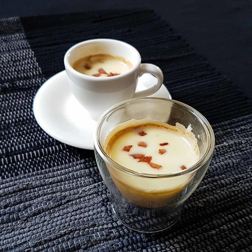 Cappuccino mit Sauerkrautschaum 20180904_122424