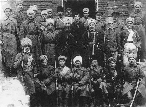 Irkutsk gangs. man, October, detachment, parish, fist, Trinity, plant, white, also, gang, which, militia, mobilization, peasants, village, side, county, taiga, peasantry, outnumber