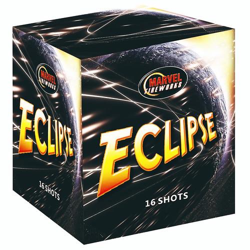 ECLIPSE 16 SHOT CE FIREWORK BARRAGE #EpicFireworks