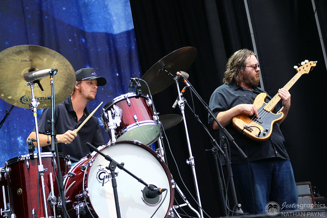Sturgill Simpson • Outlaw Tour 2018 • 9.8.18-12