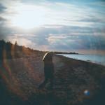 2018:09:08 18:47:35 - C-mount Sun - Beach - Sky - Fehmarn - Schleswig-Holstein - Germany