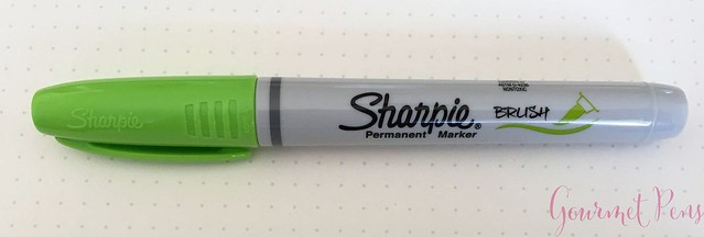 Sharpie Brush Pen @JetPens  4