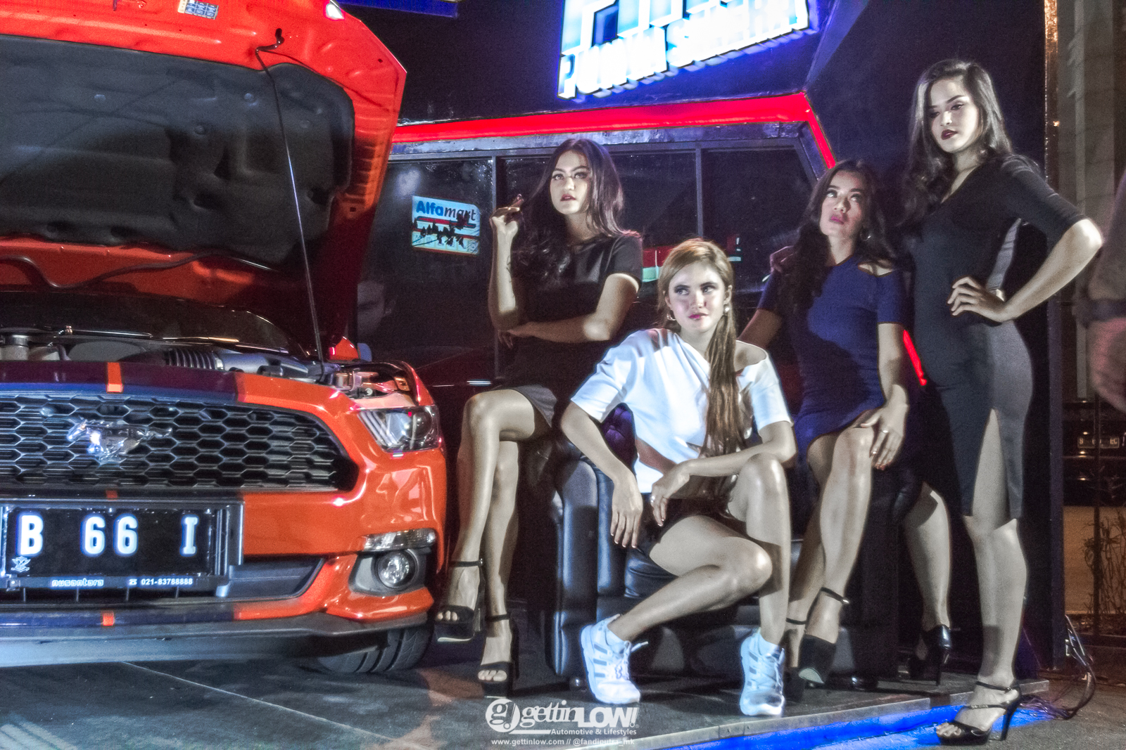 Intersport Autoshow Proper Car Contest Karawang 2018