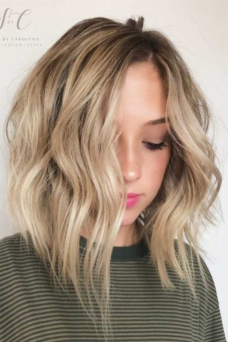 WEAR A LOB HAIRCUT 2019-New Styles Non-Boring For Women 5