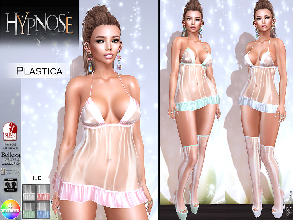 HYPNOSE – PLASTICA OUTFIT