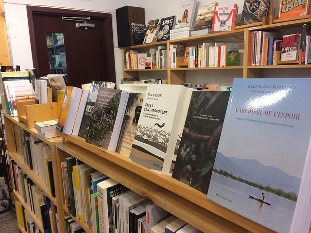 Librairie Le port de tête