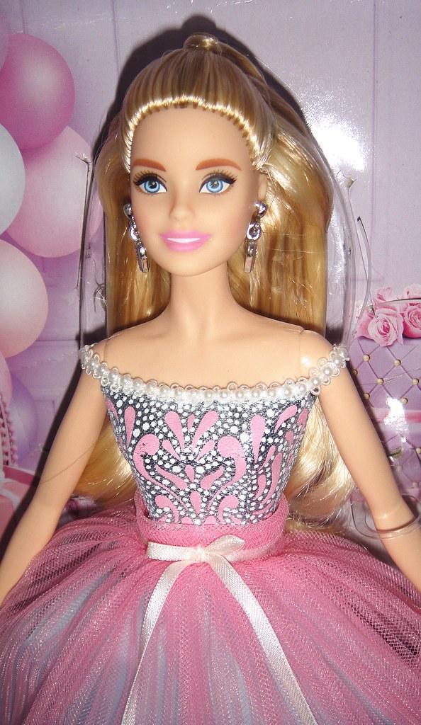 2017 Birthday Wishes Barbie 4