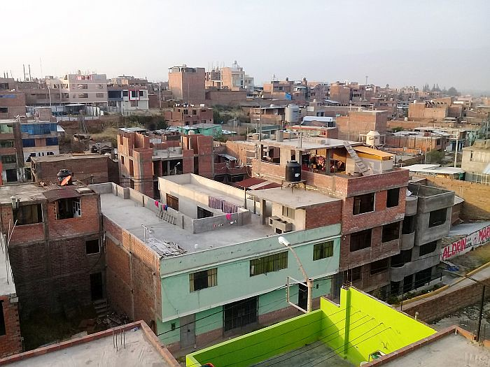 Huancayo rooftops
