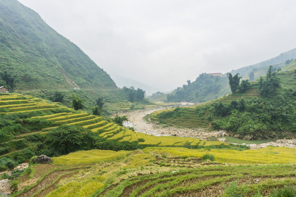 Sapa trekking - valley