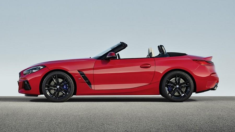 BMW Z4 roadster premiera 9