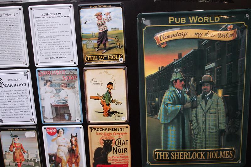 london-Sherlock Holmes- Museum-17docintaipei-福爾摩斯博物館 (26)