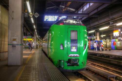 01-09-2018 Sapporo Station (4)