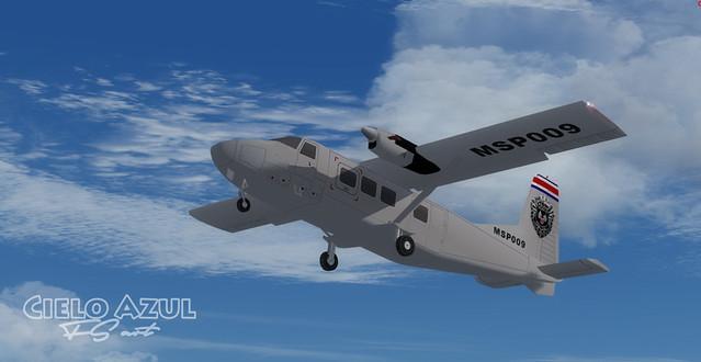 Servicio de Vigilancia Aerea (MSP009 & MSP010) v1.0