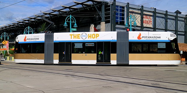 The Hop on Broadway