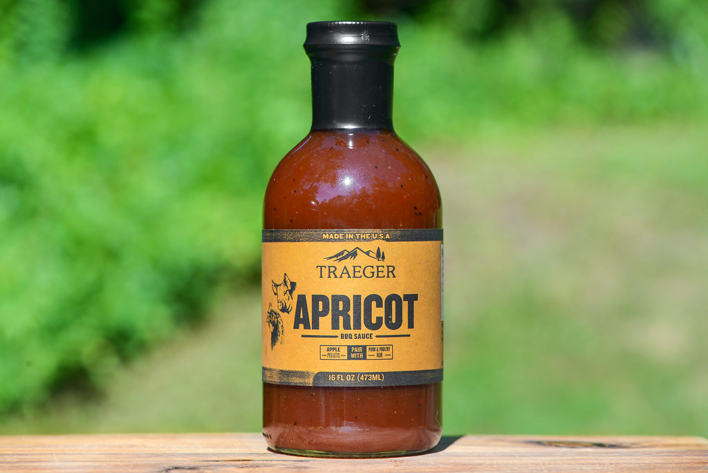 Traeger Apricot