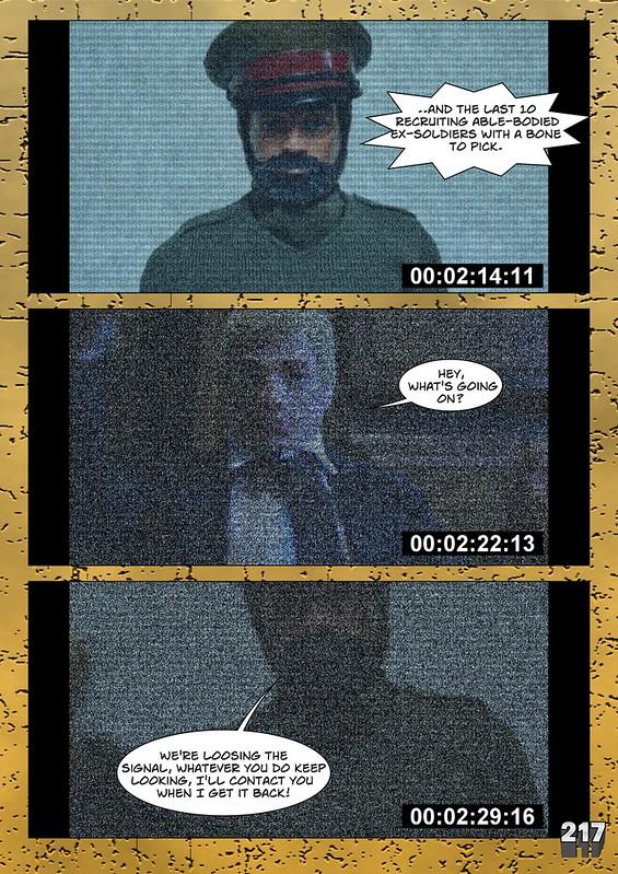 BAM2272 Presents - An Old Face Returns! Chapter Fourteen - communication Breakdown 30684082338_7d41a9a4d2_c