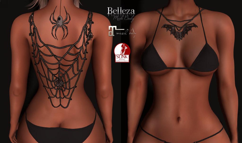 Spider's Tattoo - TeleportHub.com Live!