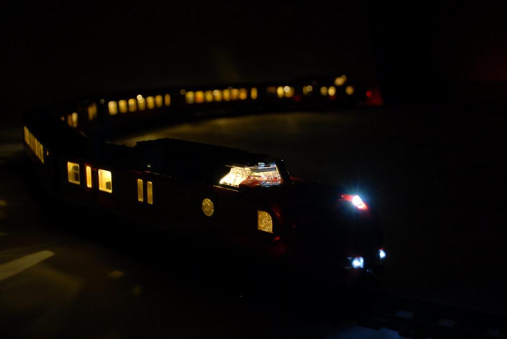 LEGO VT 11.5 Trans Europ Express (TEE)