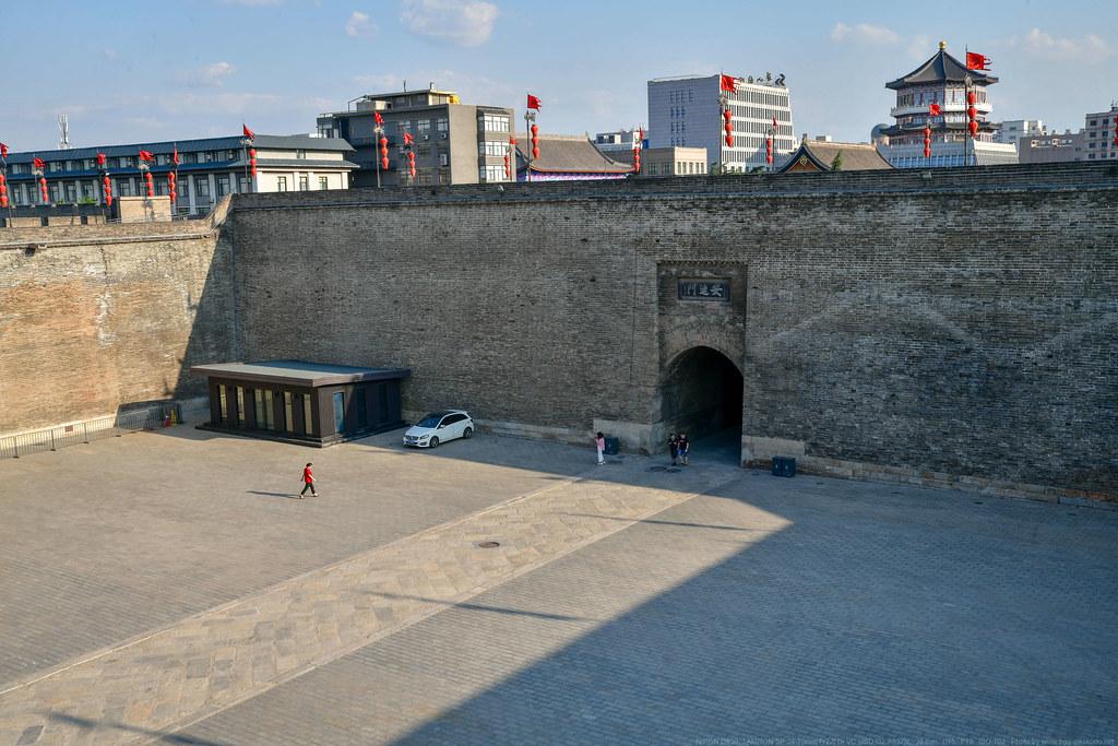 Xi'an / Anyuan Gate (South Gate)