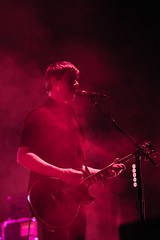 Interpol en Riot Fest Chicago 2018