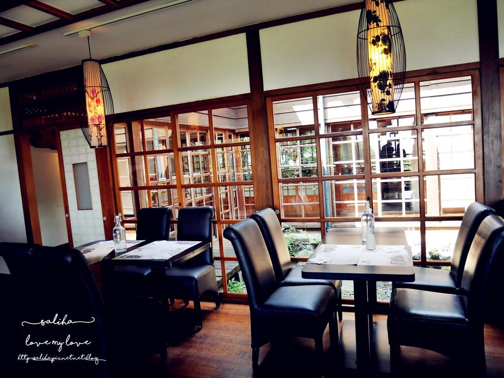 台北氣氛好日式風情餐廳推薦草山行館 (2)