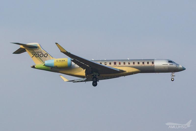 Bombardier - GL7T - C-GLBX (1)