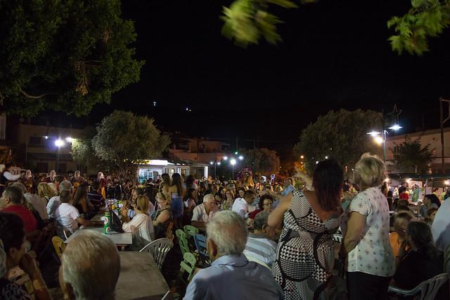 2η Γιορτή Ρεβιθιού Ψίνθος 2018