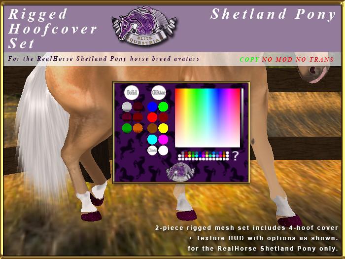 E-RH-Shetland-RiggedHoofCovers - TeleportHub.com Live!